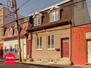 18448634 - Maison à étages à vendre