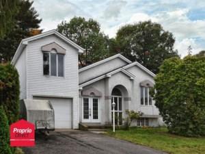 23870525 - Maison à étages à vendre