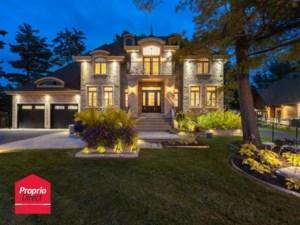 14189818 - Maison à étages à vendre