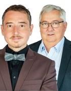Patrick et Jacques Bardier