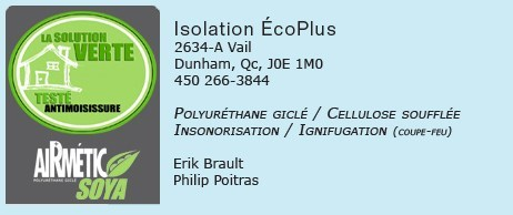 Isolation Eco plus