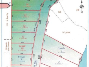25090739 - Terrain vacant à vendre