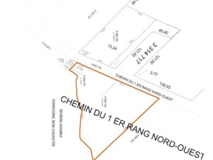 10811477 - Terrain vacant à vendre