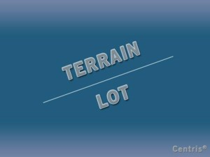 23206611 - Terrain vacant à vendre