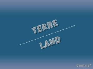 12594605 - Terrain vacant à vendre