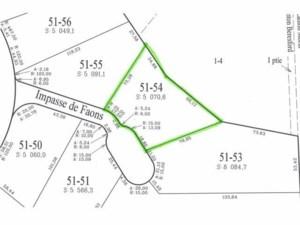 23278806 - Terrain vacant à vendre
