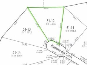 25054979 - Terrain vacant à vendre