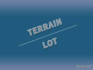 21109156 - Terrain vacant à vendre