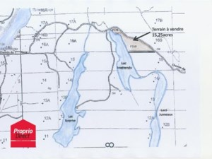 22926693 - Terrain vacant à vendre