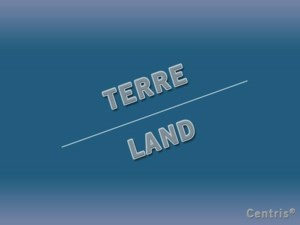 26154851 - Terrain vacant à vendre