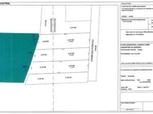 10201194 - Terrain vacant à vendre