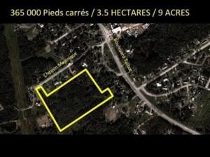 9154588 - Terrain vacant à vendre