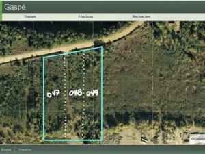 20309301 - Terrain vacant à vendre