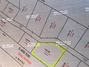 17180698 - Terrain vacant à vendre
