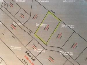 18824272 - Terrain vacant à vendre
