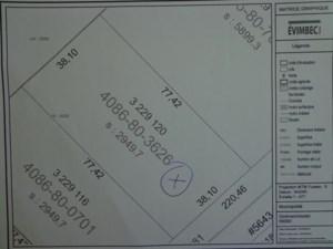 9190181 - Terrain vacant à vendre