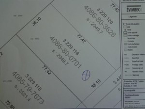 19634298 - Terrain vacant à vendre