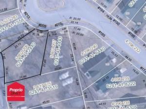 26404215 - Terrain vacant à vendre