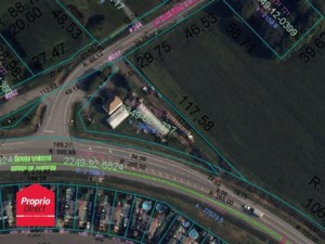 26513174 - Terrain vacant à vendre