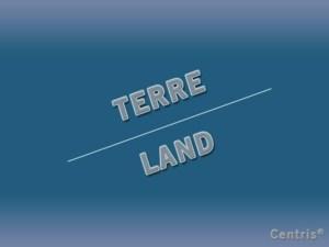 10519847 - Terrain vacant à vendre
