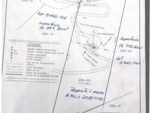 13877304 - Terrain vacant à vendre
