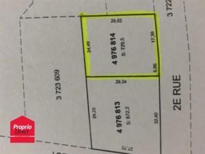 9543535 - Terrain vacant à vendre