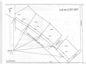 22369753 - Terrain vacant à vendre