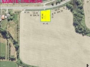 23002279 - Terrain vacant à vendre