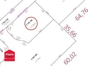 10519997 - Terrain vacant à vendre