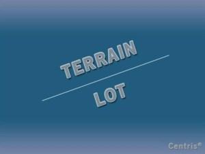 25807352 - Terrain vacant à vendre