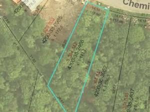 27250105 - Terrain vacant à vendre