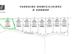 16285484 - Terrain vacant à vendre