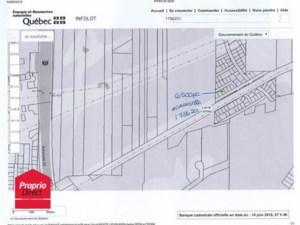 14038366 - Terrain vacant à vendre