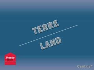 23516046 - Terrain vacant à vendre