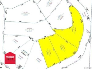 14386333 - Terrain vacant à vendre