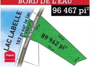 22233107 - Terrain vacant à vendre