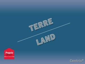 20507607 - Terrain vacant à vendre