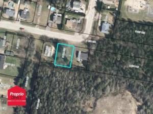 22969702 - Terrain vacant à vendre