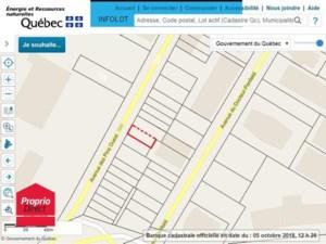 9205862 - Terrain vacant à vendre