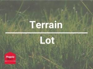 17005230 - Terrain vacant à vendre