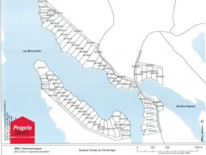 17326955 - Terrain vacant à vendre