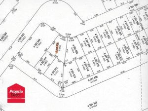 17393143 - Terrain vacant à vendre