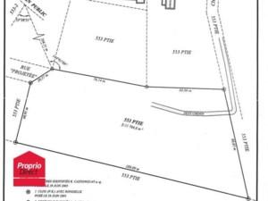 10563796 - Terrain vacant à vendre