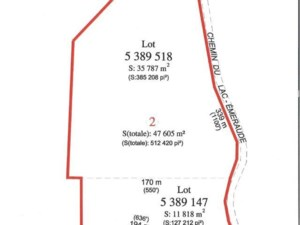 21960487 - Terrain vacant à vendre