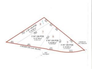 20843700 - Terrain vacant à vendre