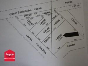 26793944 - Terrain vacant à vendre
