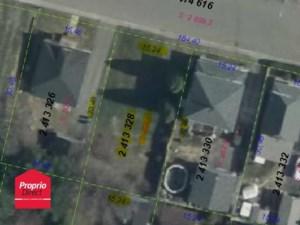 14042891 - Terrain vacant à vendre