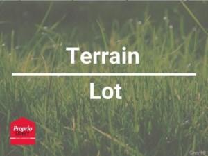 25192112 - Terrain vacant à vendre