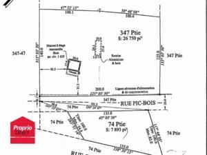 26363097 - Terrain vacant à vendre