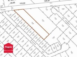 9208501 - Terrain vacant à vendre
